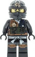 LEGO Ninjago Jungle Cole Minifigure Alarm Clock