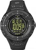 Men's Timex Indiglo Expedition AD Tech Shock Alarm Chronograph