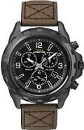 Men's Timex Indiglo Expedition Chronograph