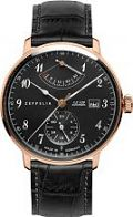 Men's Zeppelin Hindenburg Power Reserve Automatic