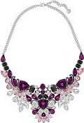 Ladies' Swarovski Stainless Steel Impulse Necklace