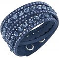 Ladies' Swarovski Stainless Steel Slake Dot Bracelet