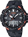 Men's Casio Pro Trek Alarm Chronograph