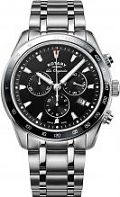Men's Rotary Swiss Made Legacy Quartz Chronograph