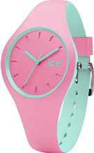 Small Ice-Watch Duo Pink-Mint Watch DUO.PMT.S.S.16