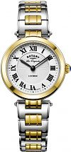 Ladies Rotary Swiss Made Lucerne Petite Quartz Watch LB90188/01