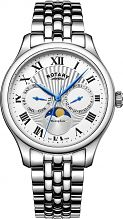 Mens Rotary Moonphase Watch GB05065/01