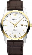 Mens Rodania Swiss Vancouver Gents strap Watch RS2511070
