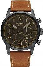 Mens Rodania Coast Gents strap Chronograph Watch RF2627926