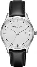 Mens Lars Larsen LW19 Watch 119SSBLL