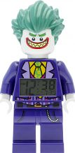 Childrens LEGO Batman Movie The Joker minifigure clock Alarm 9009341