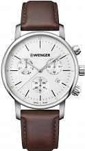 Mens Wenger Urban Classic Chrono Chronograph Watch 011743101