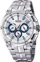 Festina Chronobike 2017 Chronograph Watch F20327/1