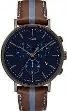 Mens Timex Fairfield Chronograph Watch TW2R37700