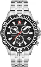 Mens Swiss Military Hanowa Patrol Chrono Chronograph Watch 06-5305.04.007