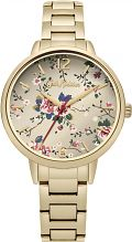 Ladies Cath Kidston Trailing Rose Watch CKL038GM