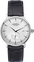 Mens Michel Herbelin Inspiration 1947 Automatic Watch 1947/11GR