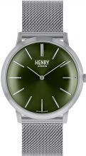 Mens Henry London Iconic Watch HL40-M-0253