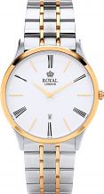 Mens Royal London Classic Watch 41371-08