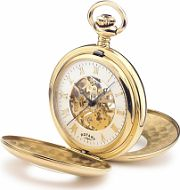 Rotary Pocket Pocket Skeleton Watch MP00713/01
