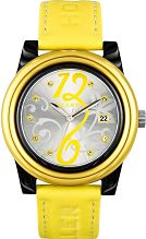 Ladies Holler Soozi Yellow Watch HLW2173-3
