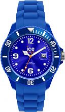 Unisex Ice-Watch Sili - blue big Watch 000145