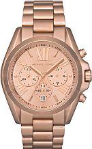 Ladies Michael Kors Bradshaw Chronograph Watch MK5503