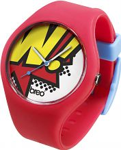 Unisex Breo Classic Pow Red Watch B-TI-CLCP10
