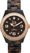Unisex Ice-Watch Elegant Stone Watch EL.TRG.U.AC.12