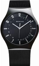 Mens Bering Radio Controlled Watch 51840-222-UK