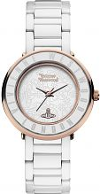 Ladies Vivienne Westwood Orb London Ceramic Watch VV124WHWH