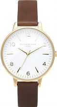 Ladies Olivia Burton White Dial Watch OB14WF03