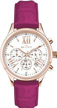 Ladies Kennett Lady Savro Empire Chronograph Watch LSERGWHHPK
