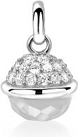 Ladies Zinzi Sterling Silver Pendant ZIH991