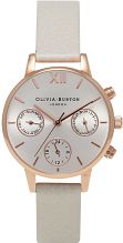 Ladies Olivia Burton Chrono Detail Midi Dial Watch OB15CGM56