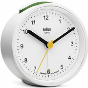 Braun Clocks Alarm Clock BNC012WHWH