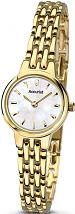 Ladies Accurist London 9ct Gold Watch GD11241I