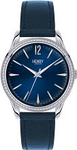 Henry London Unisex Heritage Knightsbridge Watch HL39-SS-0033