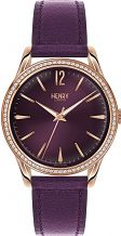 Unisex Henry London Hampstead Watch HL39-SS-0084