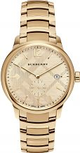 Mens Burberry The Classic Watch BU10006