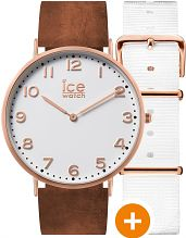 Mens Ice-Watch Ice City 41mm Watch 001361