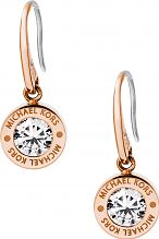 Ladies Michael Kors PVD rose plating EARRINGS MKJ5339791