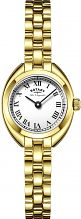 Ladies Rotary Swiss Made Lucerne Quartz Watch LB90160/01