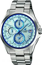 Mens Casio Oceanus Manta Smart Access Alarm Chronograph Watch OCW-T2600-2AJF