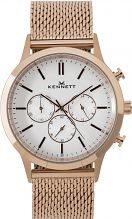 Mens Kennett Carnaby Chronograph Watch CMWHRGMIL