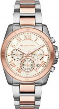 Ladies Michael Kors Brecken Chronograph Watch MK6368
