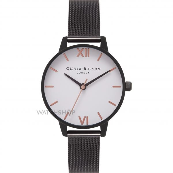 Ladies Olivia Burton Midi Dial Watch OB16MDW08
