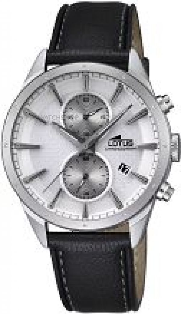 Mens Lotus Chrono Watch L18313/1