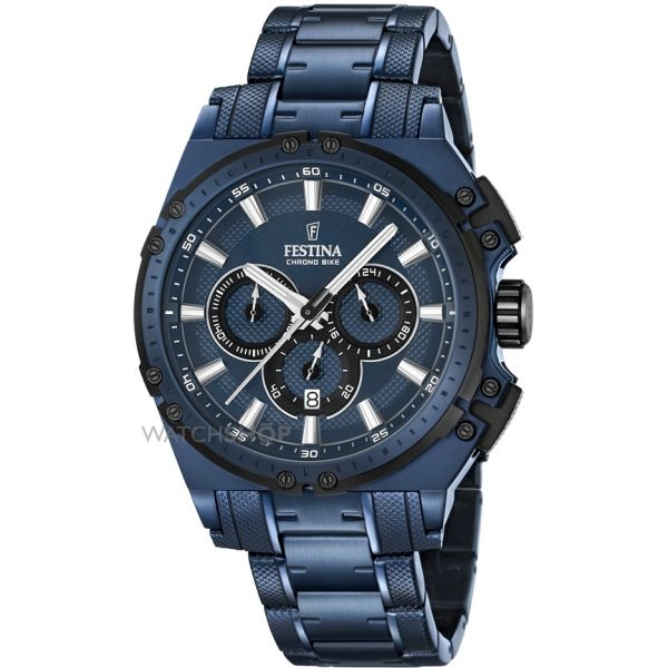 Mens Festina Chronobike Special Chronograph Watch F16973/1