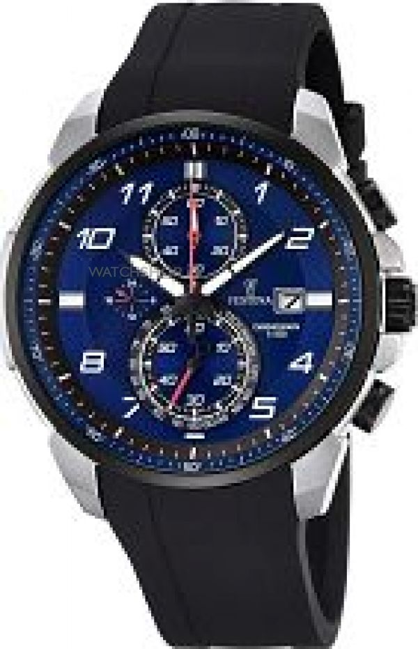 Mens Festina Chrono Chronograph Watch F6841/3